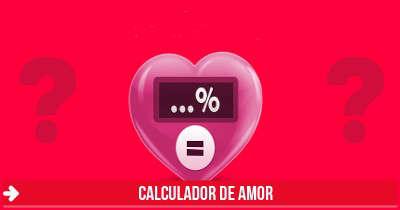 Calculador de Amor
